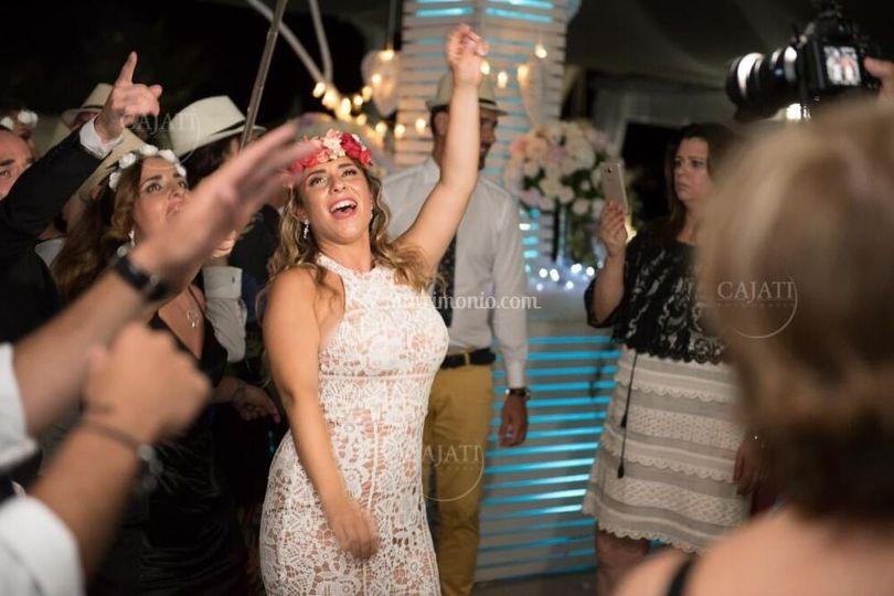 """Matrimonio=Party"""