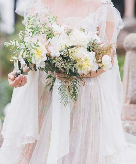 Bouquet romantico di maggio