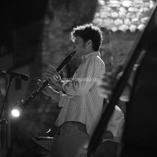 E. Erriquez - clarinetto/sax