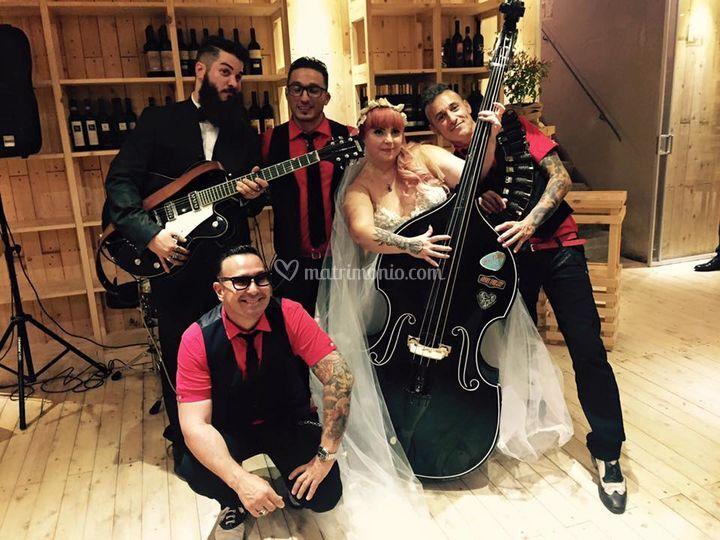Joe Billy Band in Puglia