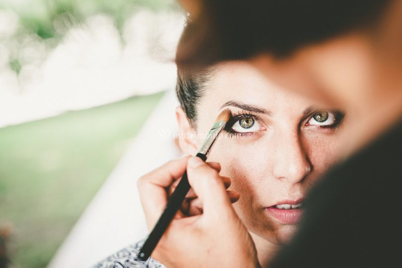 Claudia Make Up
