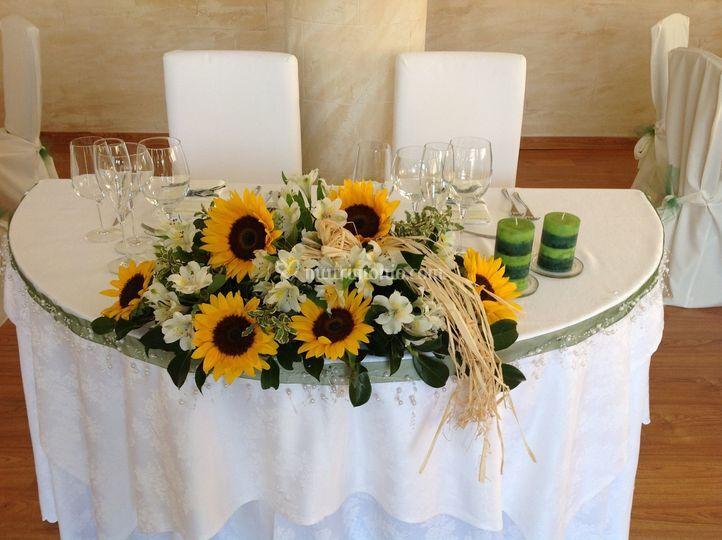 Addobbli floreali compresi