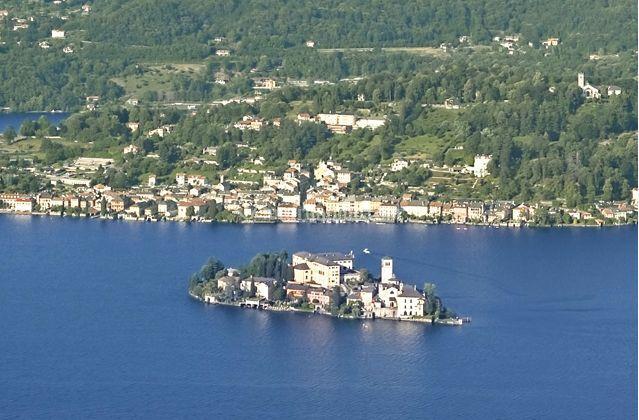 Vista del Lago d'Orta