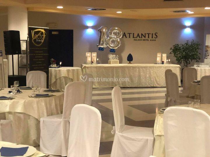 Atlantis Palace Hotel