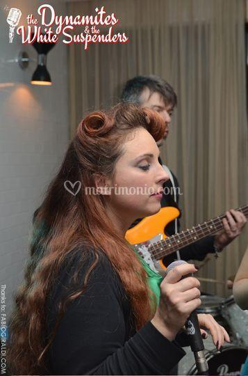 Sara Gambaccini Swing