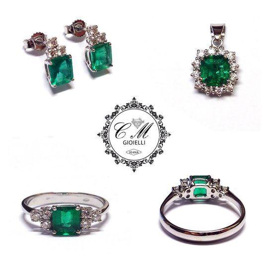 Completi smeraldi