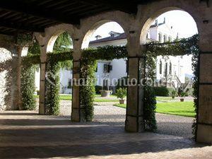 Entrata Villa Gallici Deciani