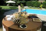 Party in piscina di Villa Gallici Deciani