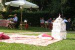 Brunch in piscina di Villa Gallici Deciani
