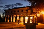 Villa Gallici Deciani - Vista notturna di Villa Gallici Deciani