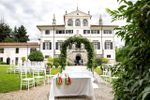 Cerimonia civile  (foto  G.Z) di Villa Gallici Deciani
