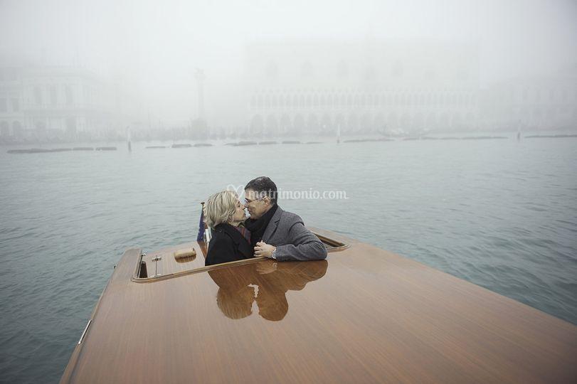 Fidanzamento a Venezia
