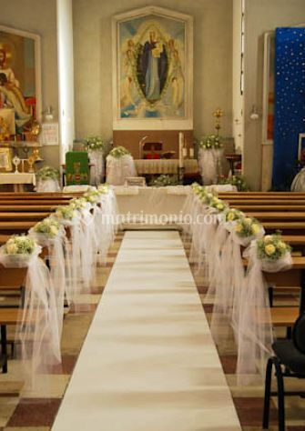 Decorazione della chiesa
