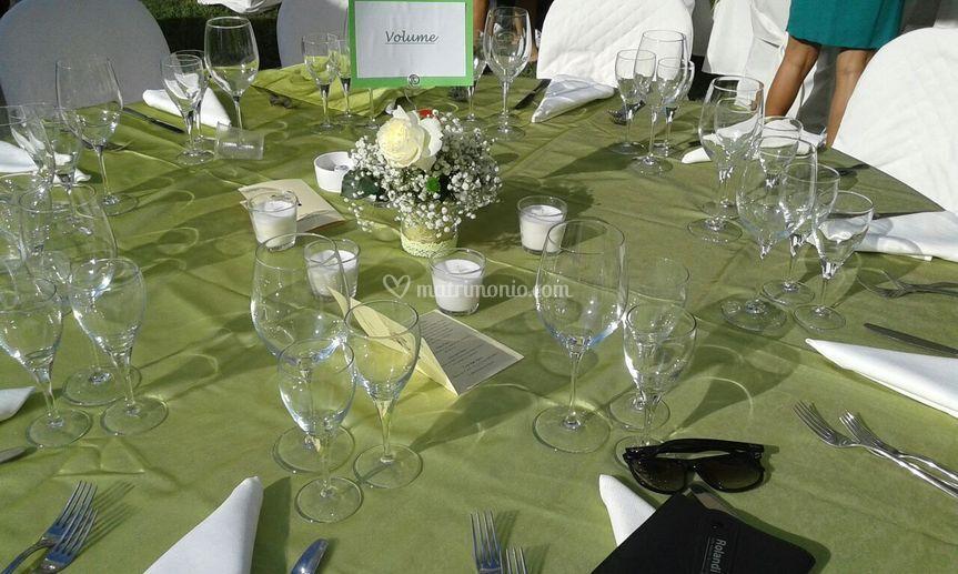 Matrimonio in verde