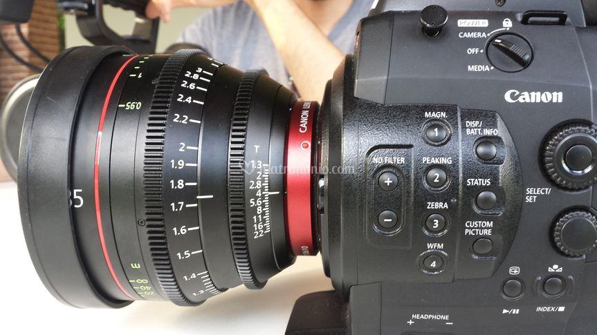 C300 + cn 85mm
