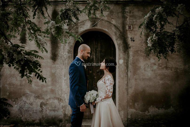 Pier Costantini Wedding