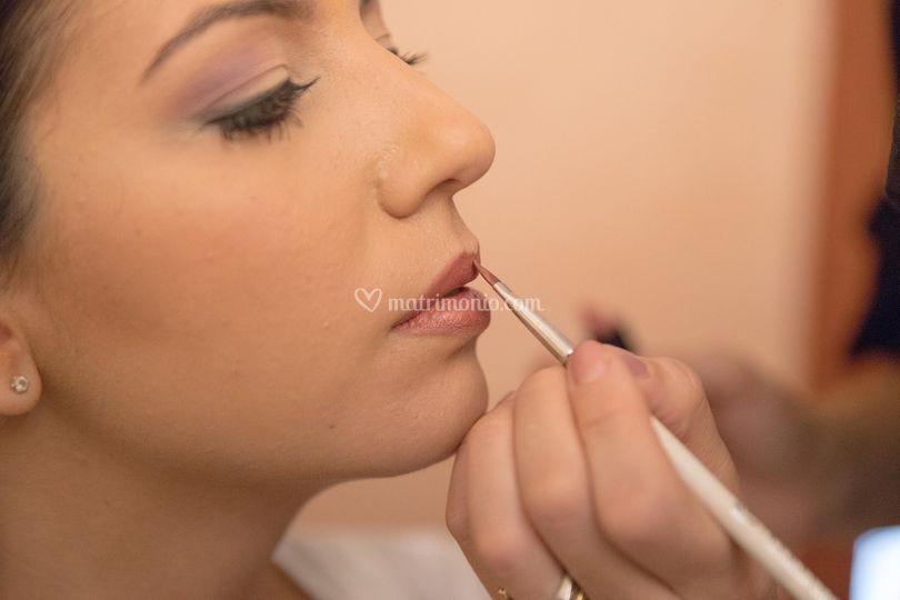 Make up-sposa