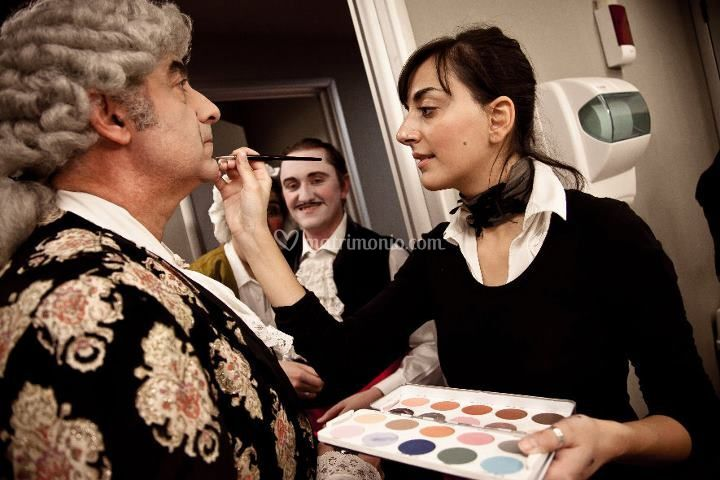 Carla Aledda Make Up Artist