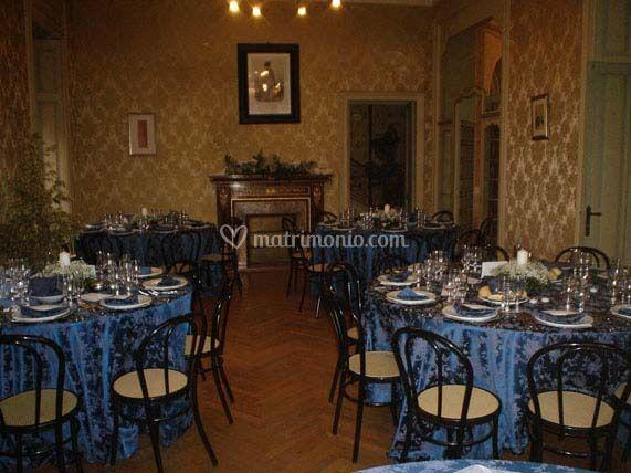 Salone villa frascoli