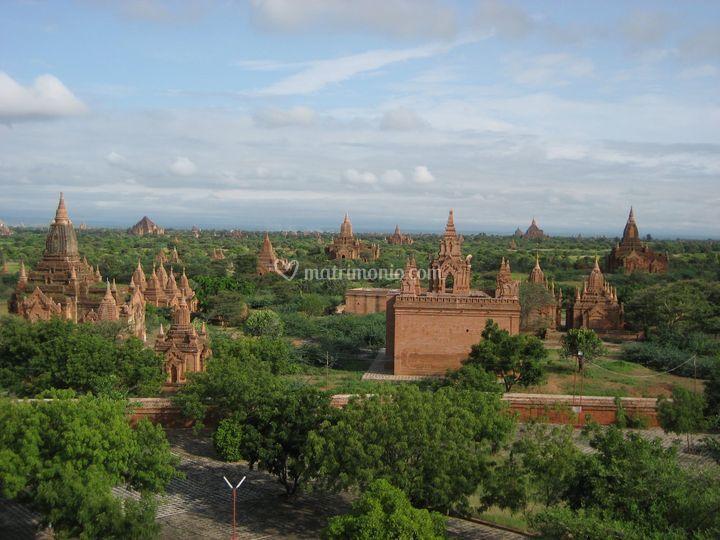 Birmania - bagan