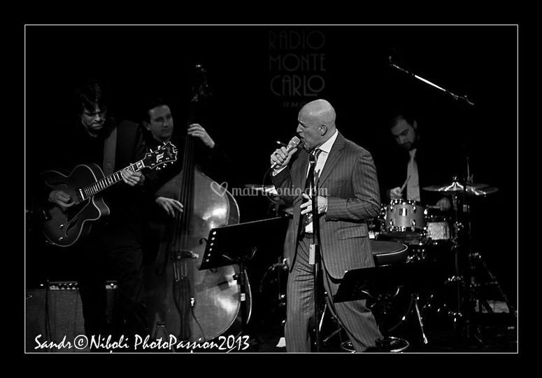 Live band blue note