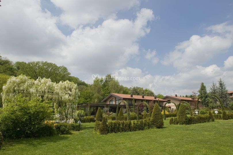 Villa La Voliera Reale