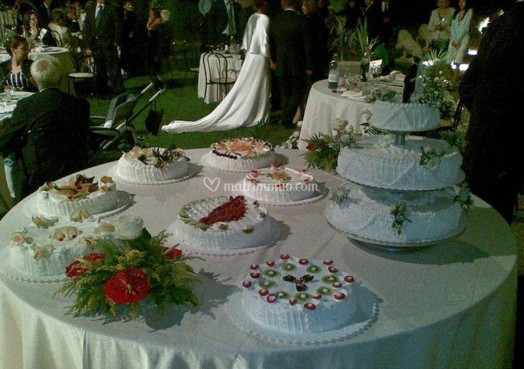 Tavolo dei dolci