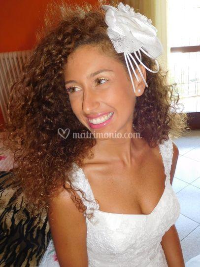 Melania trucco e parrucco