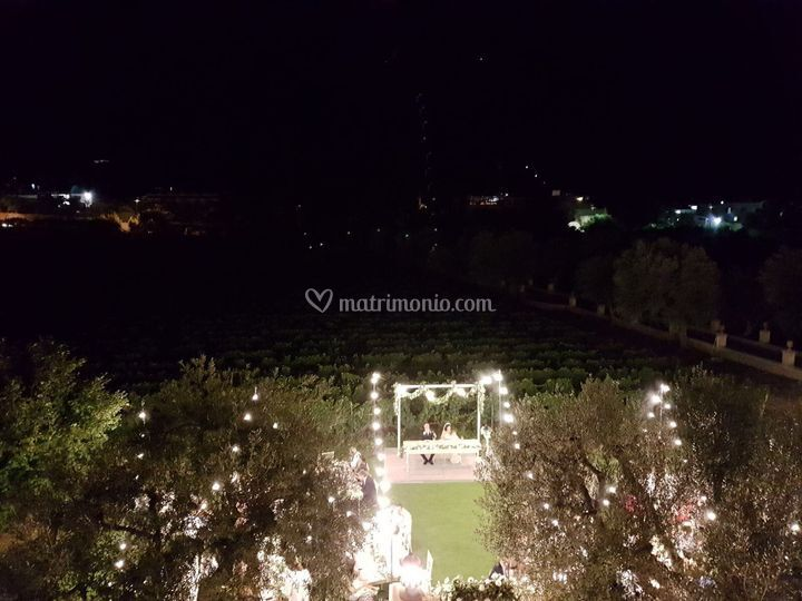 Ischia wedding winery