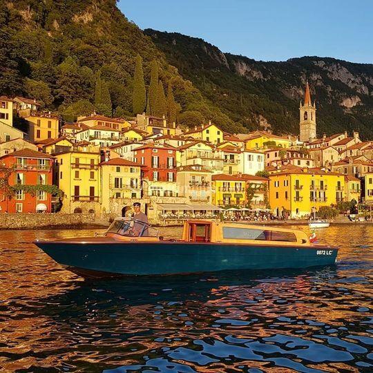 Taxi Boat Malgrate