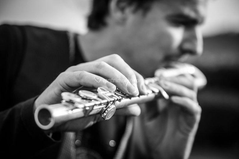 Aperitivo con flauto