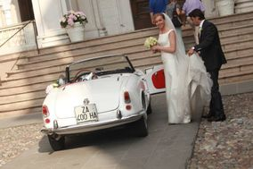 Romeo & Giulietta auto d'epoca