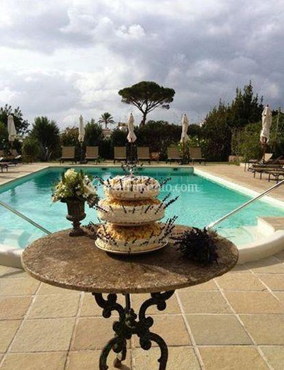 La zagara locanda mediterranea for Matrimonio bordo piscina