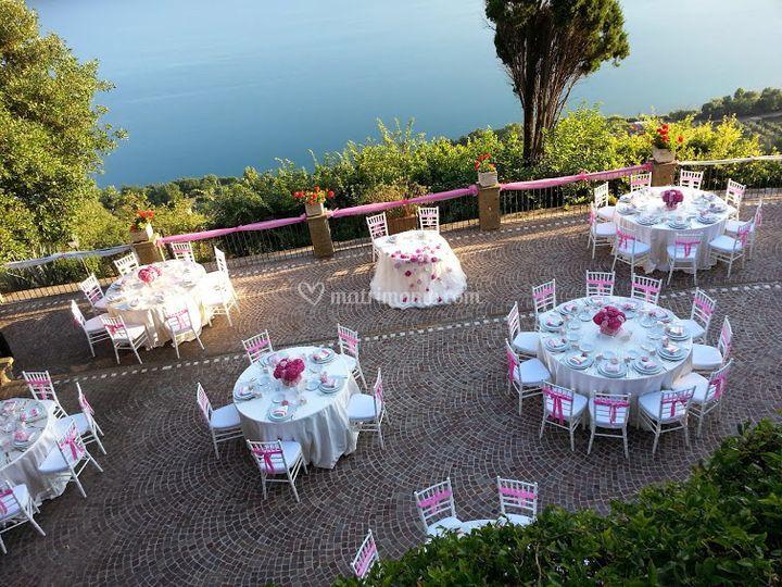 Terrazza del Lago Villa Pocci