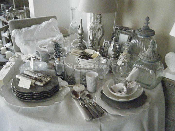 La tavola classica