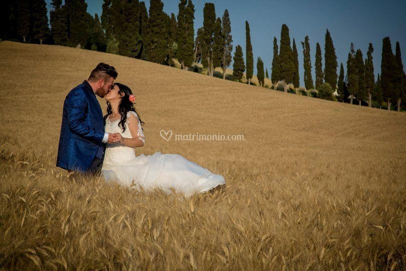 Sposi in Toscana