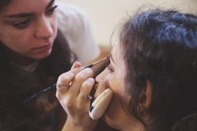 Carolina Cimatti make up artist