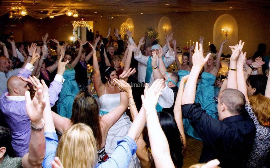 Party matrimonio Verona