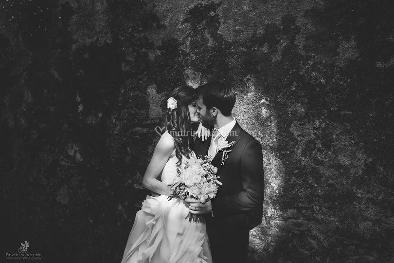 Wedding in Orta Lake