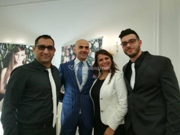 Wedding event con Enzo Miccio
