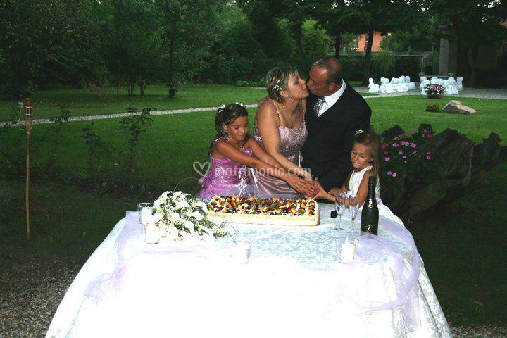 Torta di mariage