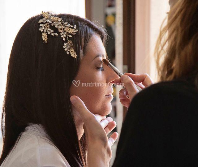 Martina Barale Make-Up Artist