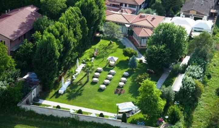 Il Giardino dei Tigli di Villa Bianco