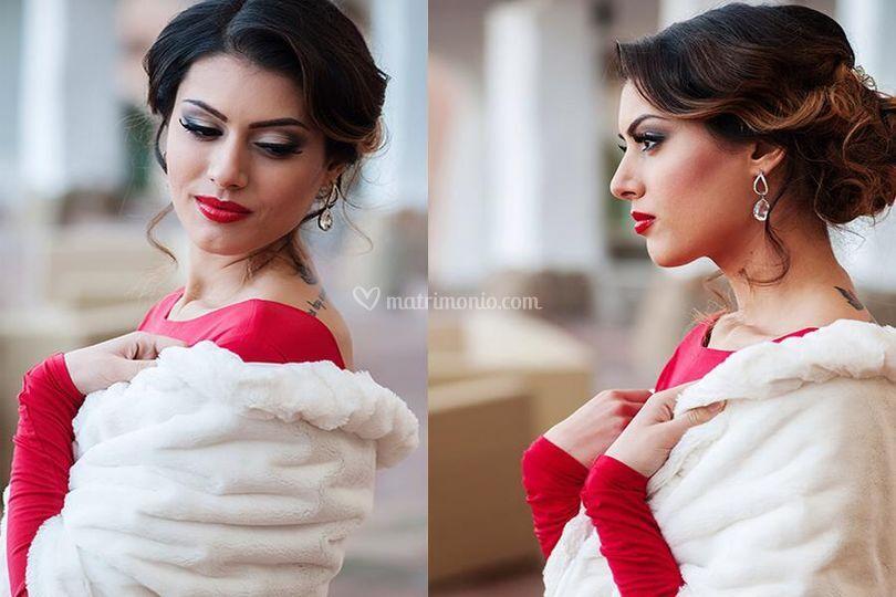 Wedding-Look Tania Deidda