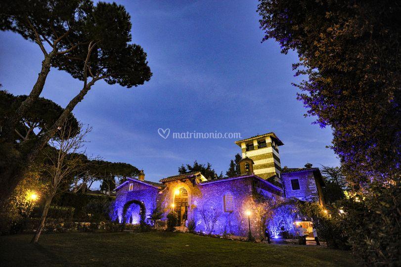 Castello scenografico