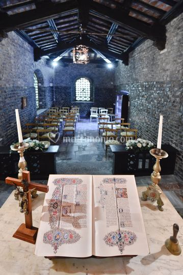 La chiesa concacrata