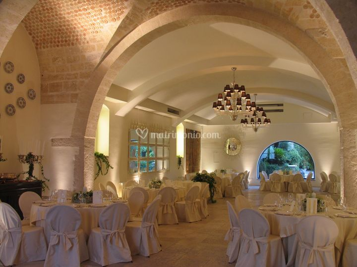 Monastero Sala Archi