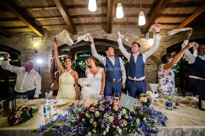 Matrimonio Villa Tramonti
