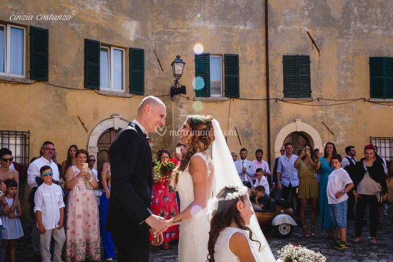 Foto reportage Matrimonio