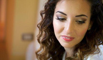 Serena make-up artist